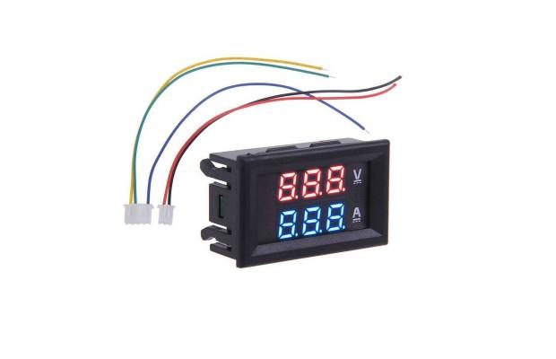 Voltmetre Ampermetre Dual