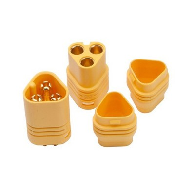 MT60 3.5mm Motor Plug Connector Lipo Batarya için