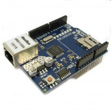 Arduino Ethernet Shield W5100 SD Kart Okuyuculu