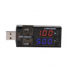 USB Şarj Ölçer Şarj Doktoru Şarj Metre