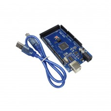 Arduino MEGA 2560 R3 Yeni Versiyon + USB Kablo