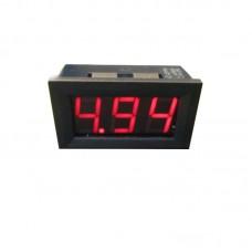 Dijital Voltmetre Mini Voltmetre DC Voltmetre DC 4,5-30V Dijital
