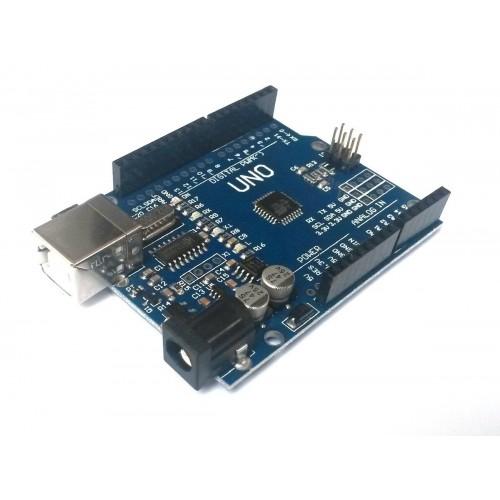 Arduino uno r yeni versiyon set jumper usb kablo