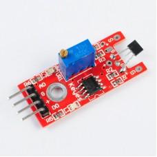 Lineer Hall Efekt Manyetik Sensör Modülü Arduino Uyumlu