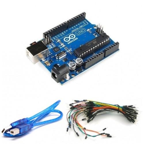 Arduino uno r yeni versiyon jumper usb kablo