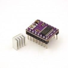 Arduino Step Motor Sürücü DRV8825 Devresi Ramps