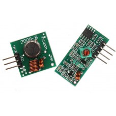 433 Mhz RF Alıcı Verici Modül