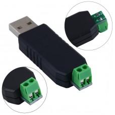 USB to RS485 Çevirici Adaptör USB-485 Dönüştürücü Convertor