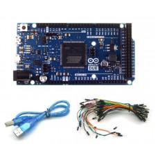 Arduino Due R3  Seti Yeni Versiyon Jumper + USB Kablo Hediye