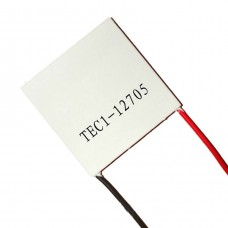 Peltier Soğutucu 50W TEC1 12705 12v 5A Termoelektrik Cooler