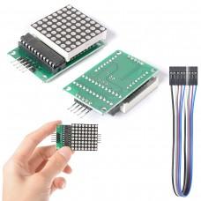 Arduino Max7219 Dot Matrix 8x8 Led Ekran Led Panel Display Matrix