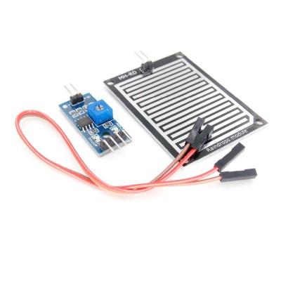 Arduino Yağmur Algılama Sensörü Sıvı Sensörü -  Hava Sensörü