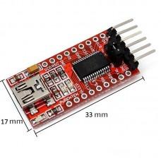 FT232RL FTDI USB to TTL Çevirici 5V 3.3V USB to TTL Converter