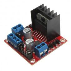 Arduino L298N Motor Sürücü Shield Motor Driver - Raspberry