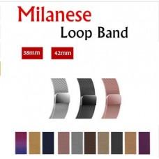 Apple Watch 38-40-42-44mm Metal Kayış Milano Kordon 1 | 2 | 3 | 4