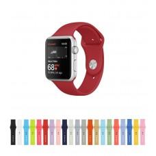 Apple Watch Silikon Kordon Kayış 38mm 40mm 42mm 44mm 1 | 2 | 3 | 4 | 5