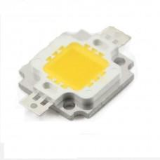Power Led COB Led 10W 9V-12V 900LM - Beyaz -Sarı Işık