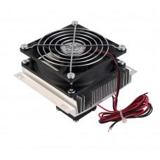 Peltier Soğutucu Set Tec-1 Fan Alüminyum Heatsink