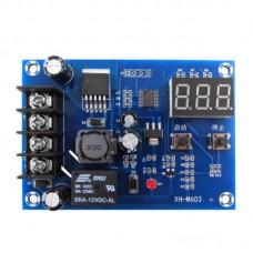 Batarya Şarj Kontrol Devresi 12V 24V Jel Akü Lityum Pil Modülü