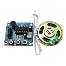 ISD1820 Ses Kayıt Modülü Ve Hoparlör Arduino Raspberry PI PIC