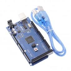 Arduino MEGA 2560 R3 CH340 Yeni Versiyon + USB Kablo