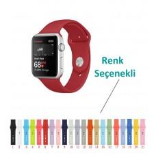 Apple Watch Silikon Kordon Kayış 42 mm 1 | 2 | 3